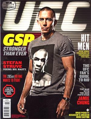 UFC Magazine #17 Oct / Nov 2012