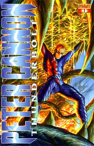 Peter Cannon Thunderbolt Vol 2 #1 Regular Alex Ross Cover