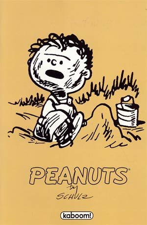 Peanuts Vol 2 #2 Incentive Pigpen First Appearance Variant Cover