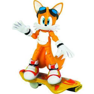Sonic Free Riders 3-Inch Action Figure - Tails