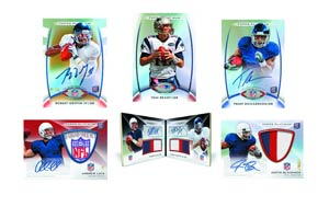 Topps 2012 Platinum Football Trading Cards Pack
