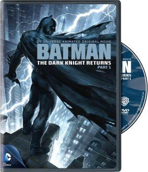Batman The Dark Knight Returns Part 1 Regular DVD