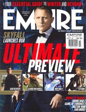 Empire UK #280 Oct 2012