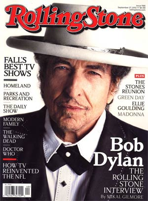Rolling Stone #1166 Sep 27 2012