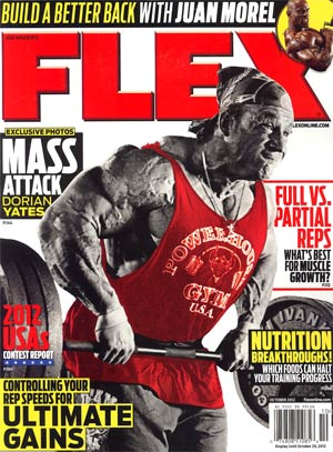 Flex Magazine Vol 29 #10 Oct 2012
