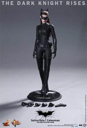 Batman The Dark Knight Rises Selina Kyle Catwoman 12-Inch Figure