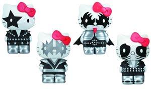 Hello Kitty KISS Demon Vinyl Figure