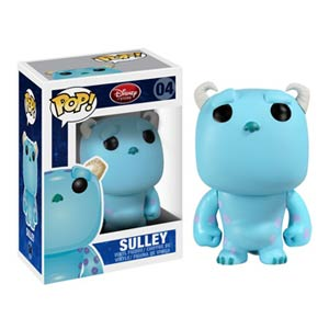 POP Disney 04 Sully Vinyl Figure