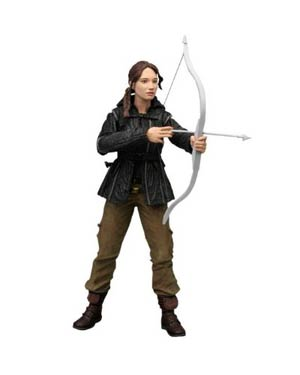 Hunger Games Movie Series 2 Katniss 7-Inch Action Figure