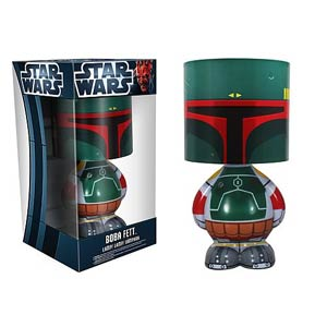 Star Wars Boba Fett 12-Inch Desk Lamp