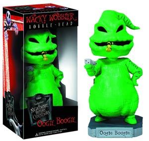 Nightmare Before Christmas Oogie Boogie Wacky Wobbler