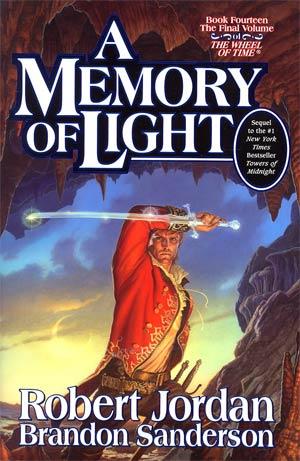 Memory Of Light Wheel Of Time Vol 14 HC
