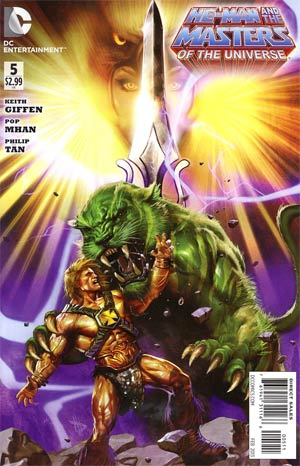 He-Man And The Masters Of The Universe #5