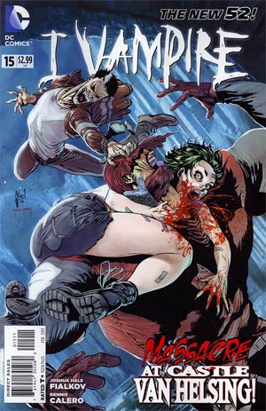 I Vampire #15