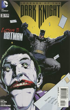 Legends Of The Dark Knight #3
