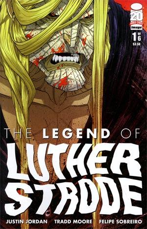 Legend Of Luther Strode #1 1st Ptg