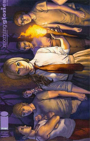 Morning Glories #25 Cover B