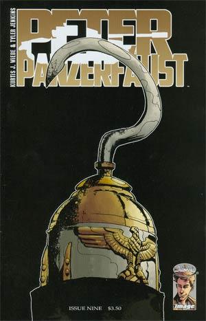 Peter Panzerfaust #9 1st Ptg