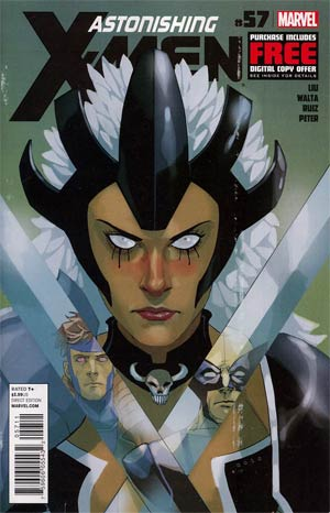 Astonishing X-Men Vol 3 #57