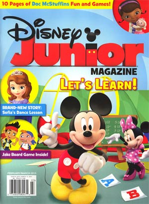 Disney Junior Magazine #11