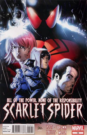Scarlet Spider Vol 2 #12