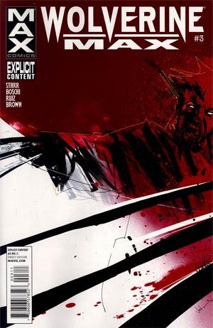 Wolverine MAX #3