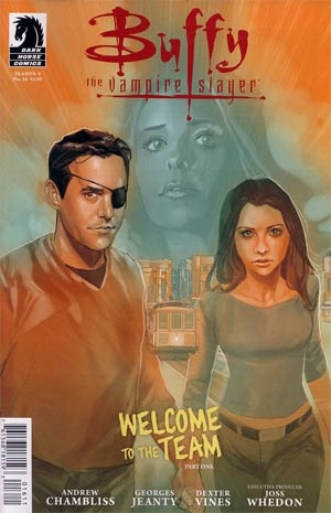 Buffy The Vampire Slayer Season 9 #16 Regular Phil Noto Cover