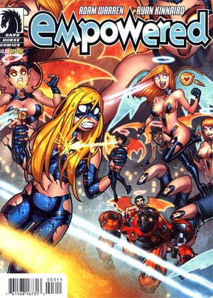 Empowered Special #3 Hell Bent Or Heaven Sent