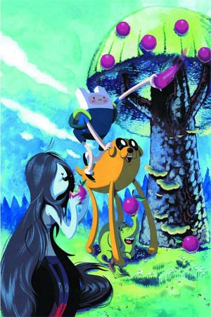 Adventure Time #2 Incentive Frank & Becky Variant Cover