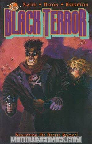 Black Terror (Eclipse) #1