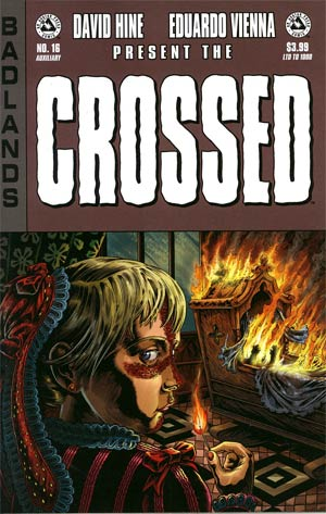 Crossed Badlands #16 Auxiliary Edition
