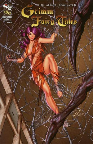 Grimm Fairy Tales #80 Cover B Pasquale Qualano