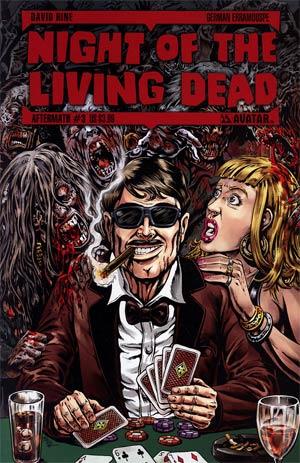 Night Of The Living Dead Aftermath #3 Reg Cvr