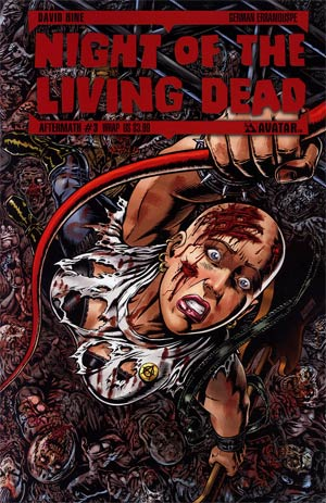 Night Of The Living Dead Aftermath #3 Wrap Cvr