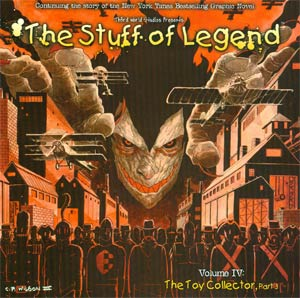 Stuff Of Legend Toy Collector #3