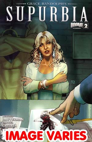 Supurbia Vol 2 #2 Regular Cover (Filled Randomly With 1 Of 2 Covers)