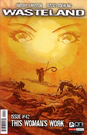 Wasteland (Oni Press) #42
