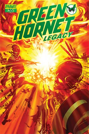Kevin Smiths Green Hornet #35