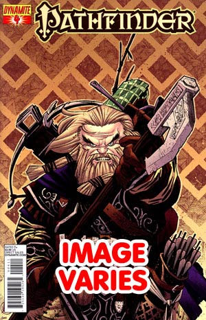 DO NOT USE (DUPLICATE LISTING) Pathfinder #4 Regular Cover (Filled Randomly With 1 Of 4 Covers)