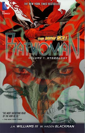 Batwoman (New 52) Vol 1 Hydrology TP