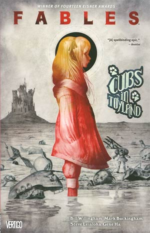 Fables Vol 18 Cubs In Toyland TP