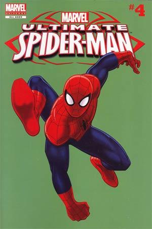 Marvel Universe Ultimate Spider-Man Comic Reader #4 TP