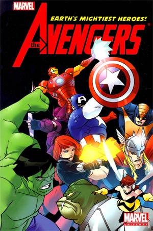 Marvel Universe Avengers Earths Mightiest Heroes Vol 2 TP Digest