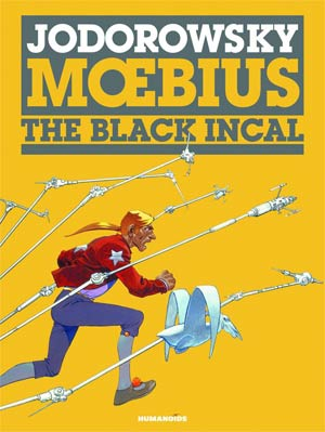 Black Incal Deluxe HC