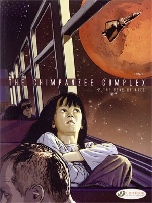 Chimpanzee Complex Vol 2 Sons Of Ares GN