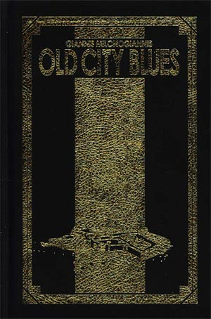 Old City Blues HC Leather Bound Edition