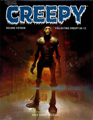 Creepy Archives Vol 15 HC