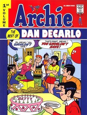 Archie Best Of Dan DeCarlo Vol 1 TP