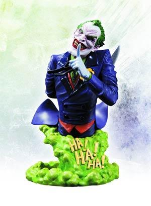 DC Comics Super Villains Joker Bust