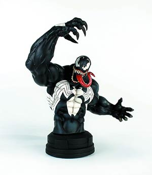 Venom Mini Bust By Gentle Giant